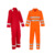 80 Cotton 20 Polyester Fire Rescue Cotton Mechanic Coveralls