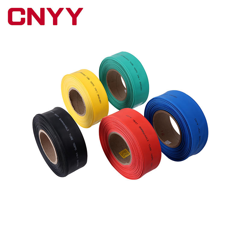 CNYY Diameter 45 Size ROHS Heat Shrink Tube PE Plastic <strong>Material</strong>,Heat Shrinkable Sleeve