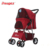 Pet Double Decker Strollers Prams For Carriage Cat And Dog Travel Carriertr