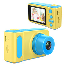 K7 2.0 Inch Mini Cartoon Kids <strong>Camera</strong> <strong>Digital</strong> HD 1080P HD Photo Video Recorder Educational Toys Cute Birthday Gift