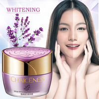 RTS luxury best women beauty Private Label moisturizer Organic natural skin fresh whitening lotion Face Cream