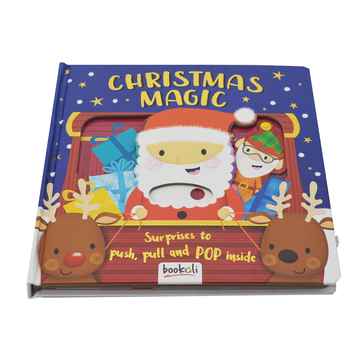 Wholesales make material Christmas gift story book