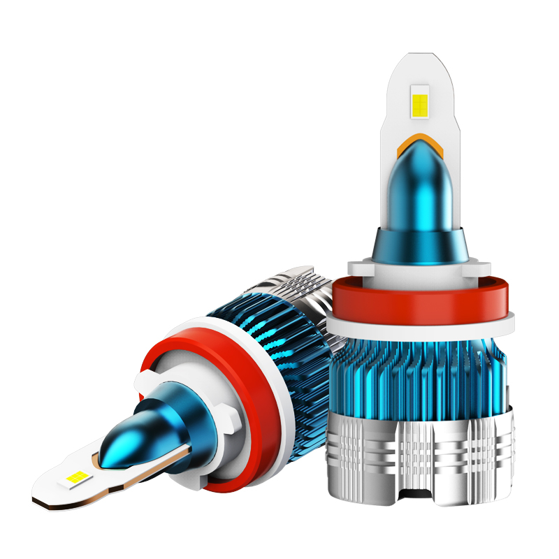 <strong>China</strong> <strong>manufacturer</strong> 60W 6000LM 6000k CSP Car led replacement bulb H4 Mi2 all in one car led headlight