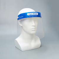 Manufacturer Directly Sale Disposable Plastic Face Shield