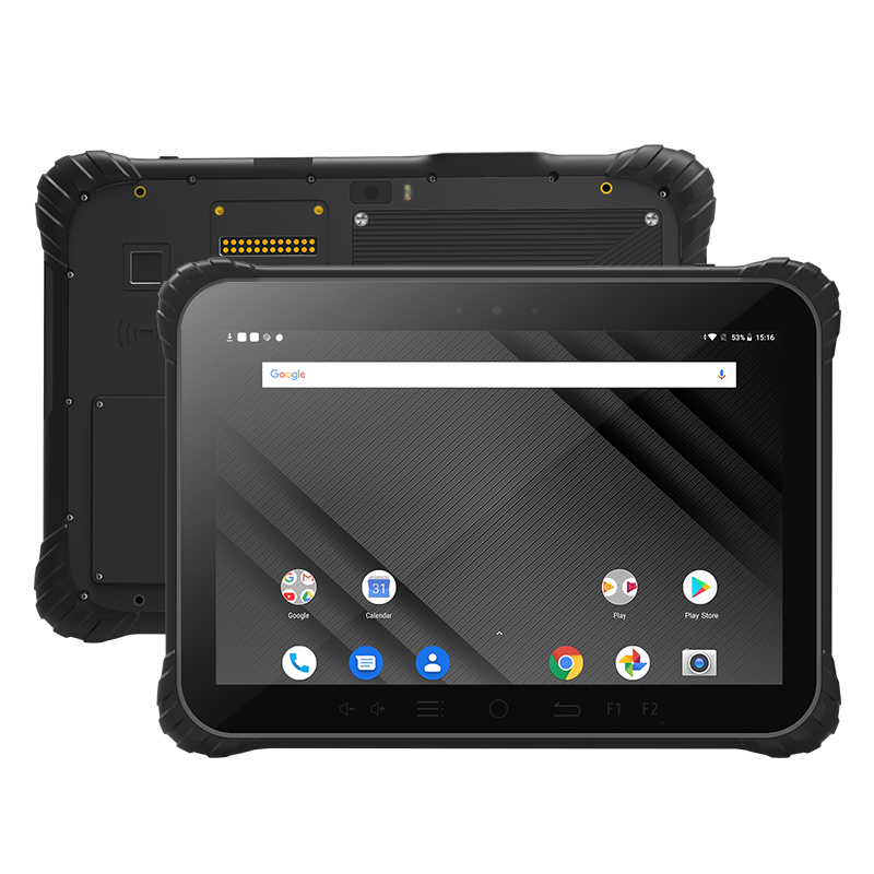 4G UNIWA <strong>P1000</strong> Snapdragon 625 Octa Core IP67 Waterproof 10 Android industrial Rugged Tablet free shipping