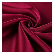 166 colors 100% poly satin fabric satin <strong>material</strong> sf012