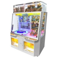 Double Player arcade Personalized entertainment Gift Claw Machine