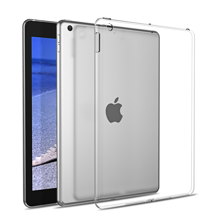 XINGE Ultra-Thin Crystal Clear Soft Tpu Case Cover For Apple New <strong>Ipad</strong> 10.2 Case
