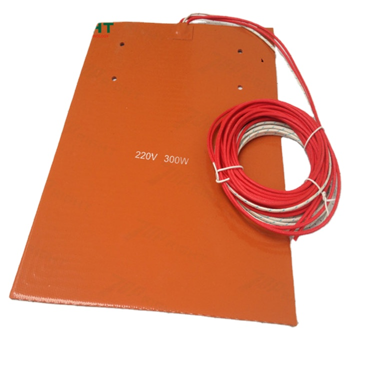 Outdoor rubber driveway mat <strong>220</strong> volt heating element silicone heater