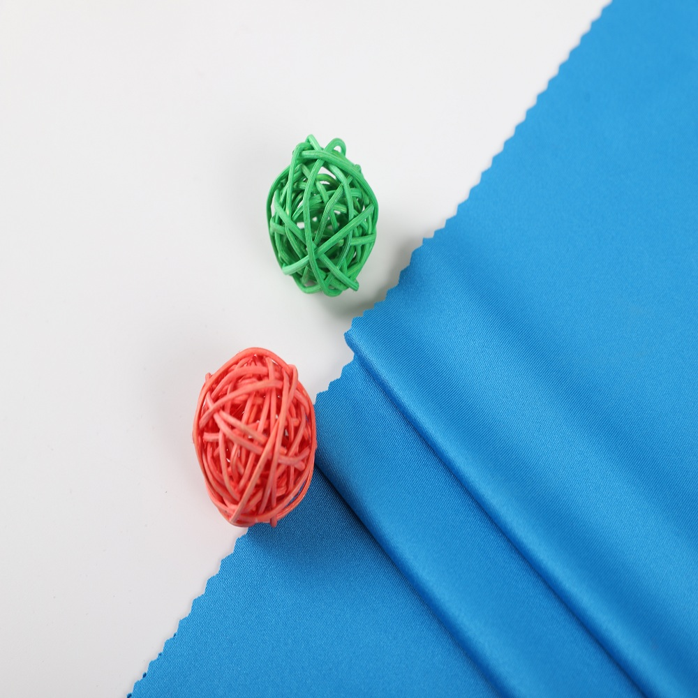New <strong>materials</strong> stretch knit polyester jersey fabric made recycled plastic bottles