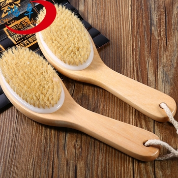 Factory direct supply Bristle Body Brush