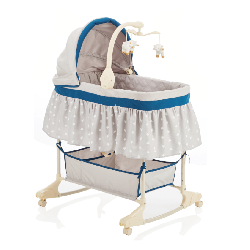 factory wholesales high quality luxury baby bassinet baby cradle