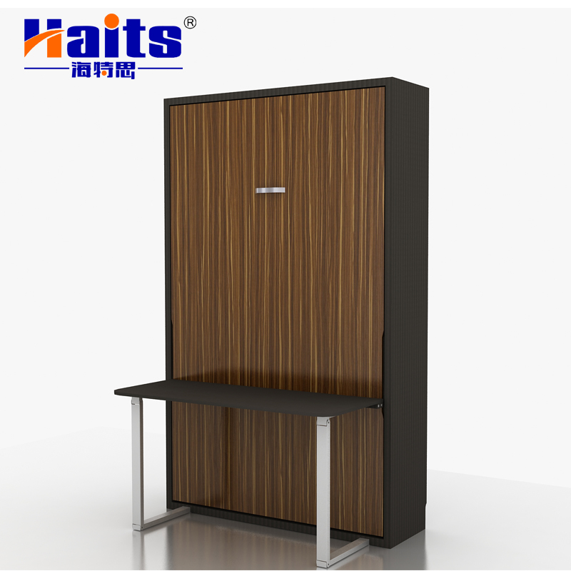 Vertical Single Folding Wall Hidden Bed Hardware Wall Bed Folding Space Saving Bed <strong>Furniture</strong>