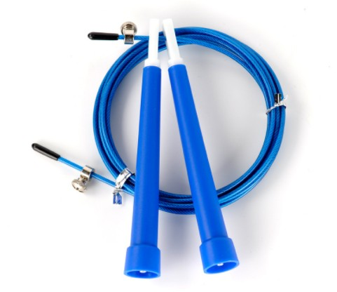 Speed Jump Rope Weighted Heavy Aluminum Jump Rope