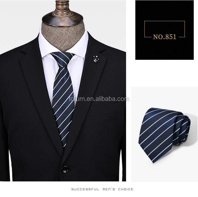 Latest italian silk ties business office mens neck ties handmade ties wholesale