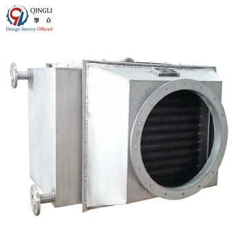 QINGLI Stainless Steel Boiler Economizer  Equipment for Heat Recovery