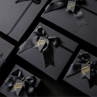 Hot Sales Packaging Customized Kraft Birthday Watch Cufflink Gift Box