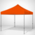 Custom Printing Outdoor Steel 3x6 Aluminum Canopy Folding Tents Fabric