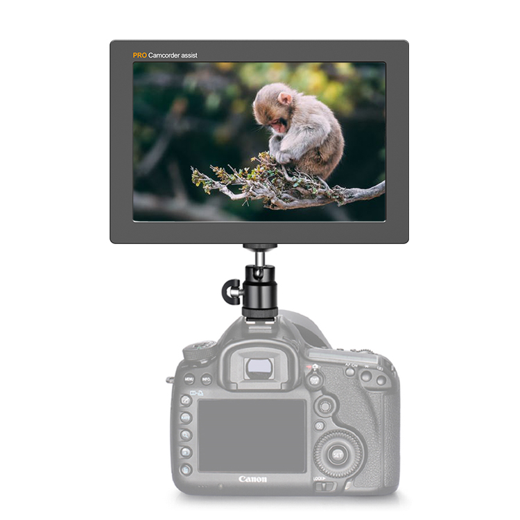 1920*1200 7 inch Full HD Camera Monitor with HDMI and SDI conversion