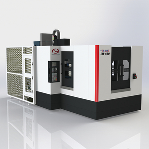 High Performance Metal Cutting Machine Vmc Vertical Machining Center Cnc Milling Machine