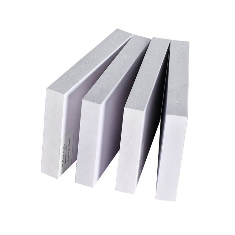 <strong>plastic</strong> building <strong>materials</strong> for floor pvc celuka board for furniture sintra board for uv printing pvc foam board