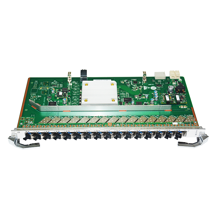 Huawei 16-port GPON interface board H901GPHF PON optical <strong>network</strong> with HUAWEI OLT MA5800 shopping online
