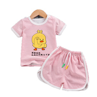 New Fashion Short Sleeve Children Pyjamas Fancy Printed 100% Cotton Kids Pyjamas Boy Sleepwear