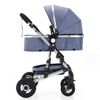 Custom Made baby stroller star stroller seat with wheels