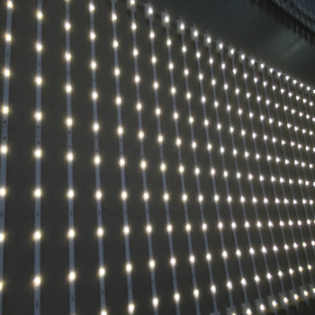 SMD2835 high quality rigidly ladder LED Strip modules for lighting box