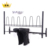 Metal Wall Mounted Shoe Racks Over The Door Shoe Rack With Hooks Can Store 24 Pairs Shoe