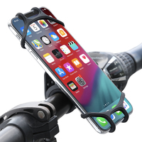 Free Shipping RAXFLY Universal Waterproof Mobile Cell Phone Holder For Motorcycle / Bike / Motorbike / Bicycle
