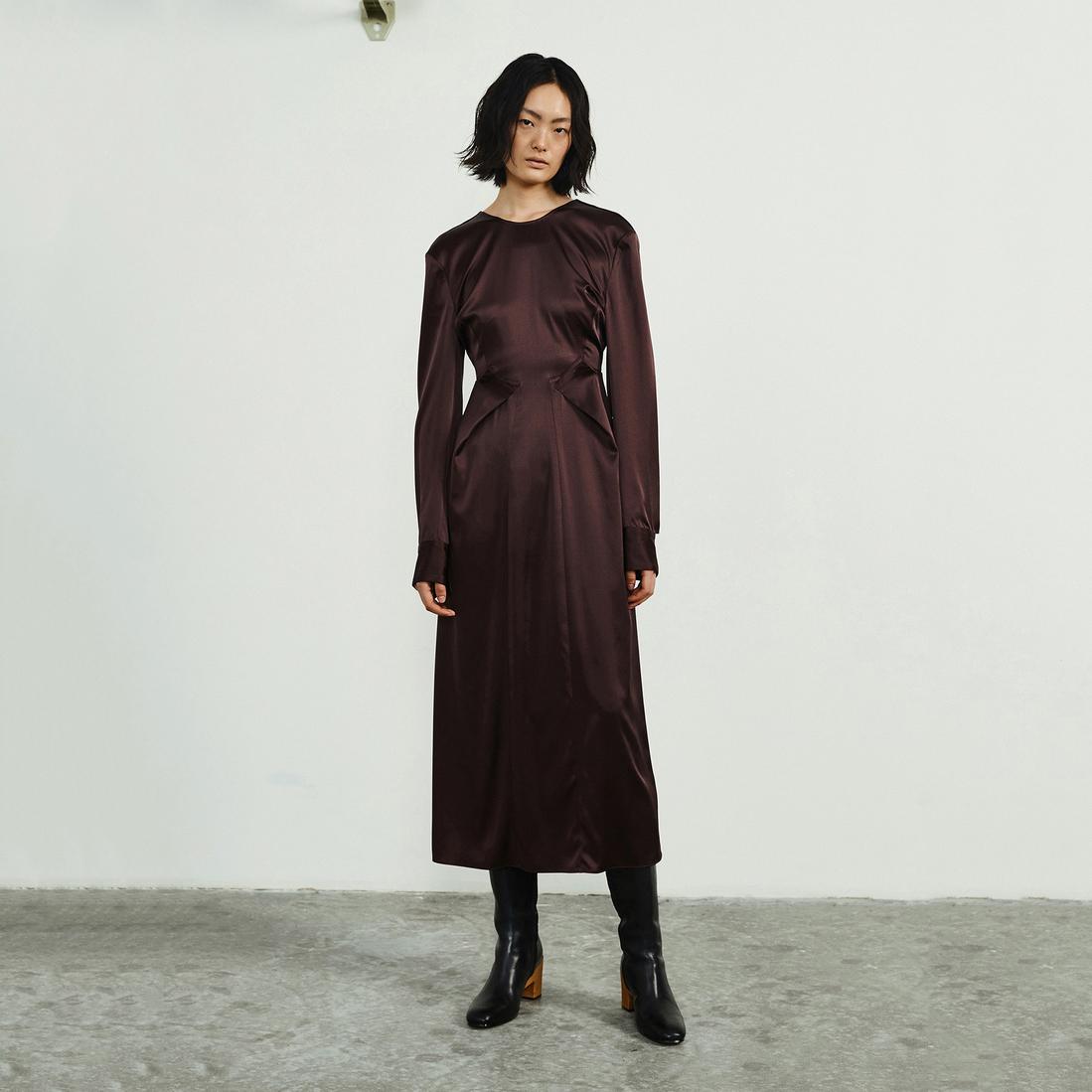 Chiffon Ruffle Maxi OEM/ODM Vestidos Women dress