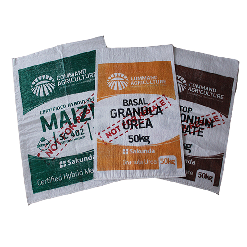 pp woven 50 kg rice bag Fertilizer, feed, <strong>grain</strong>