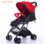 CE certificate Made in China aluminum alloy high quality folding stroller baby 2020 light weight for sale
