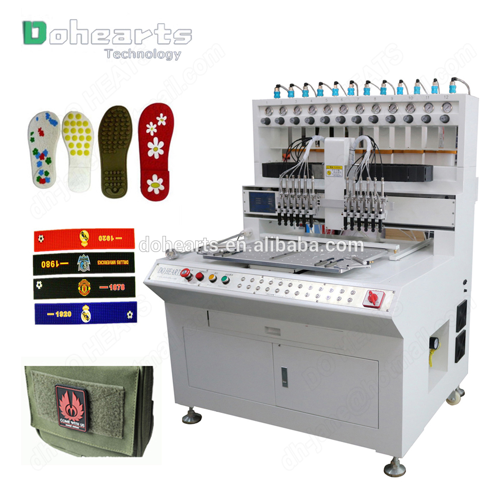 silicone rubber <strong>mobile</strong> phone case making machine, dispensing machine