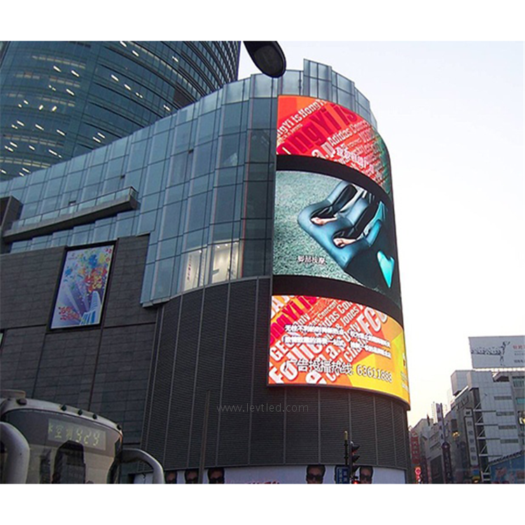 Levt Electronic Curtain Led Display For Stage Backdrop DMX P18.75 Customized size <strong>P</strong> 12.5
