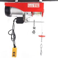 PA200 Electric Portable Roof Hoist For Lifting European Market best quality p200 mini electric hoist