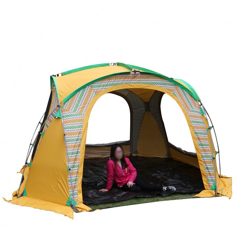 High Quality Beach Camping Tents Family Winter Automatic Cheapest Crazy Selling Super Classical Big Unique Outdoor Tent