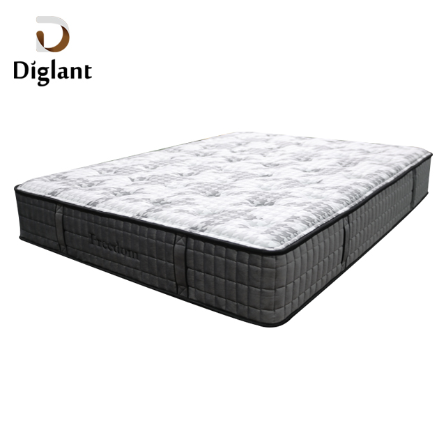 DM33 Diglant Latest Double Fabric Foldable King Size Gel Single Bed Natural Latex queen Memory mattress - Jozy Mattress | Jozy.net