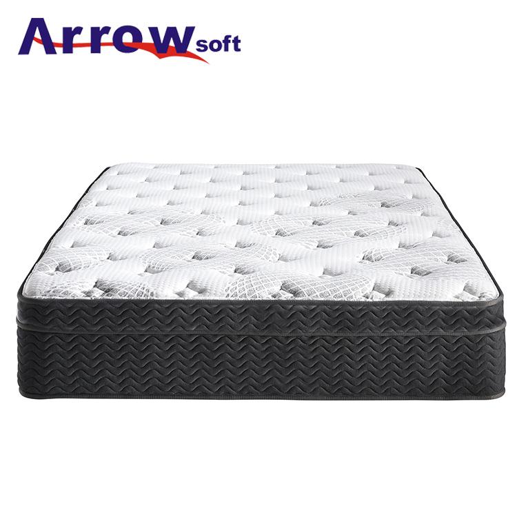 Custom Sizes 5 Star Hotel Foam Bed full size Mattress - Jozy Mattress | Jozy.net