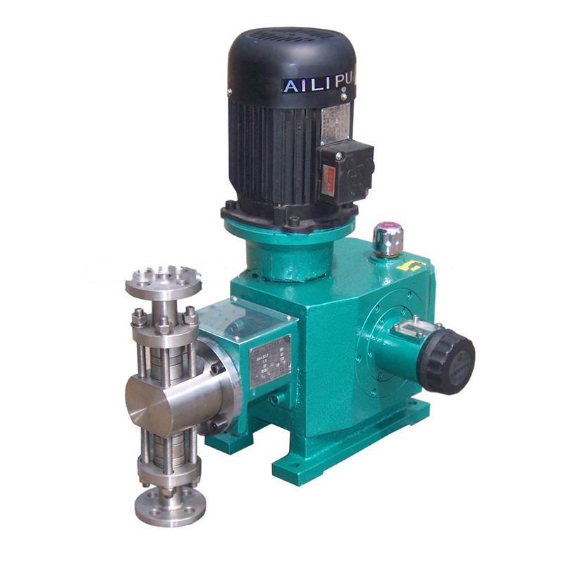 High Pressure Plunger Injection Pump