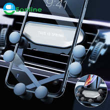 EONLINE Gravity Car <strong>phone</strong> <strong>Holder</strong> Car Air Vent Mount Car <strong>Holder</strong> For iPhone 8 X XS Max Samsung Xiaomi Mobile <strong>Phone</strong> <strong>Holder</strong> Stand