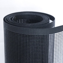 4x4mm Black Coated Kevlar Fiberglass <strong>Mesh</strong>