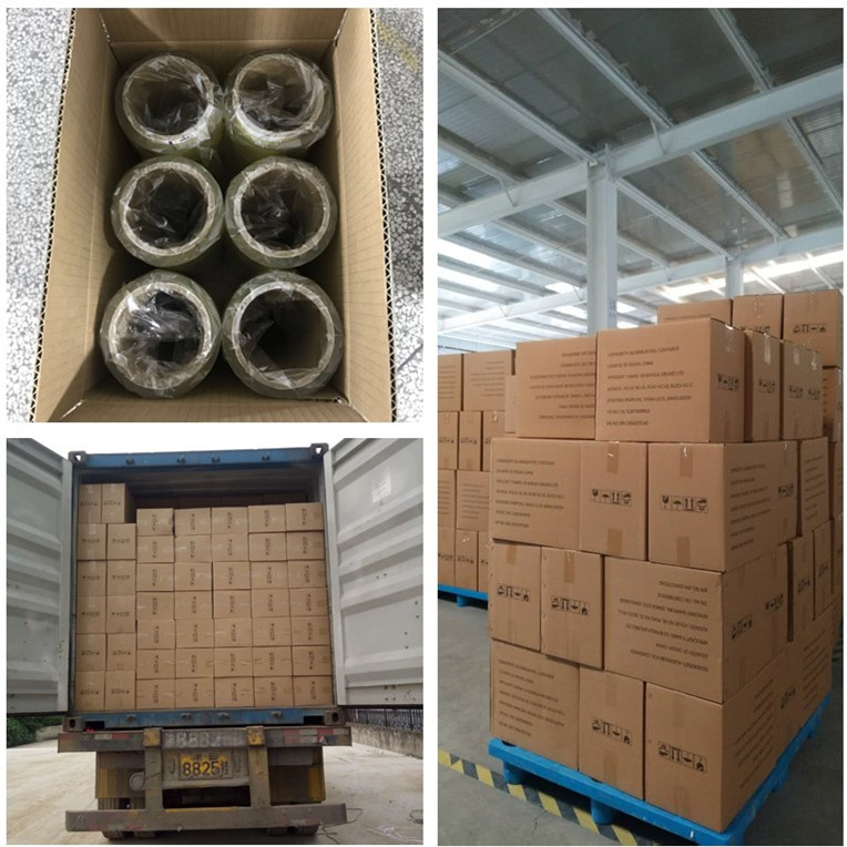 Transparent wholesale soft PVC cling film for food packing and industry shirk packing