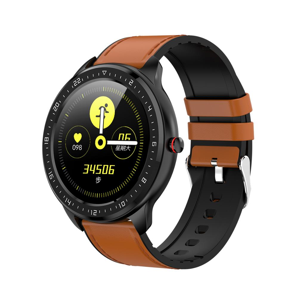 Shenzhen Factory Circle New Smartwatch <strong>Z06</strong> Sport Band Smart Watch with GPS Exercise Route Tracker