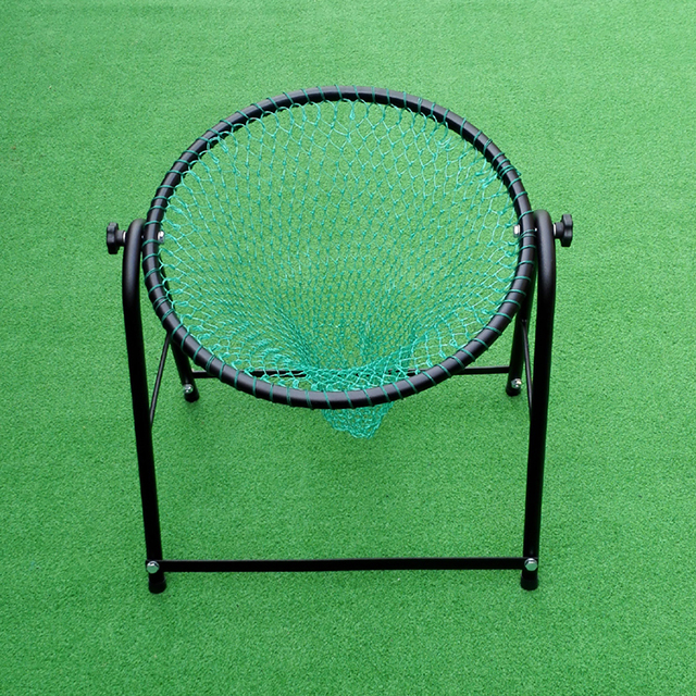 Golf goal practice net target practice frame golf course products