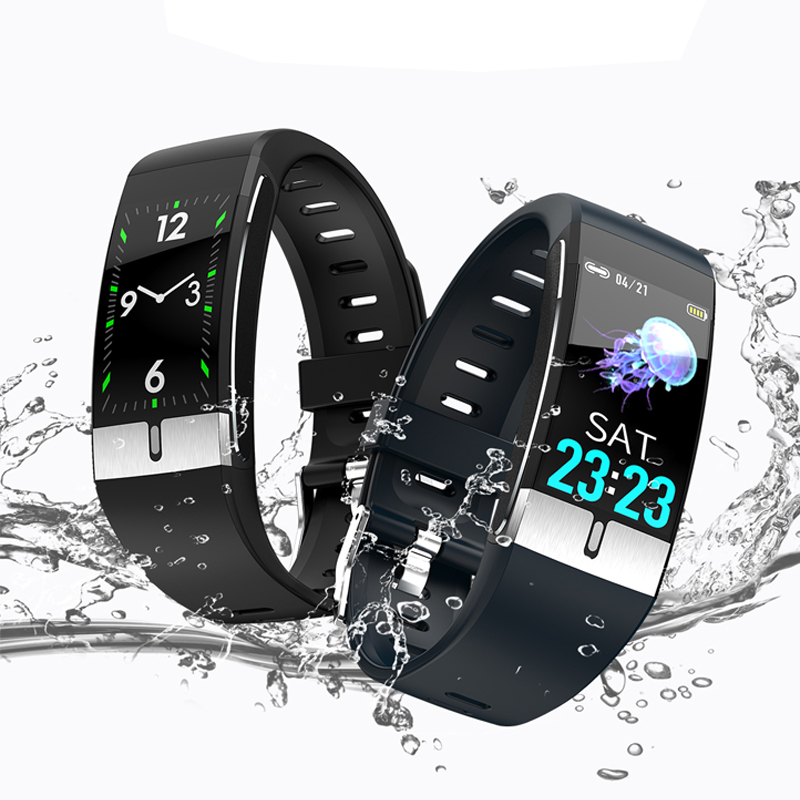 2020 Latest High Quality Bracelet Smart Watch With ECG + PPG Monitoring Function