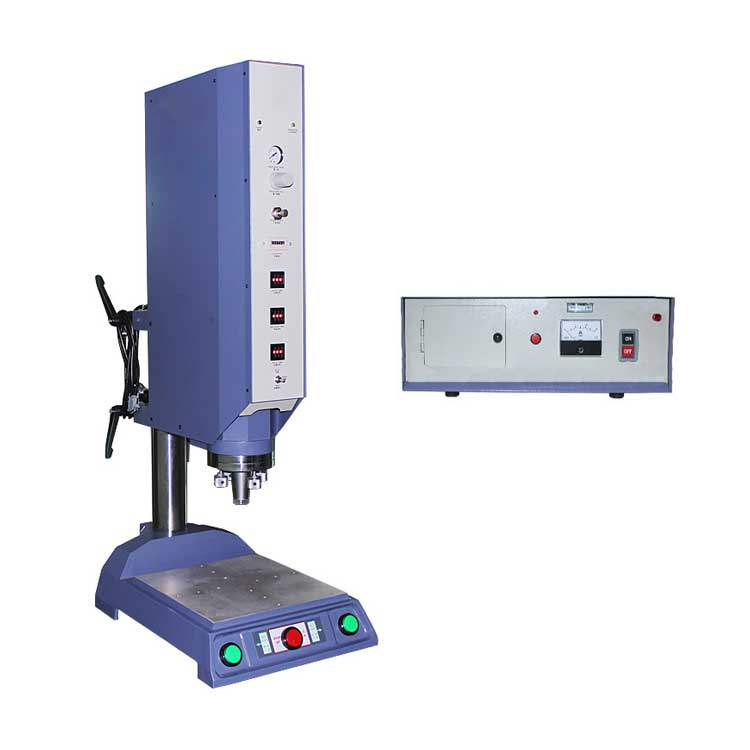 20kHz Ultrasonic Automatic Welding Machine for Secondary Connection of Thermoplastics