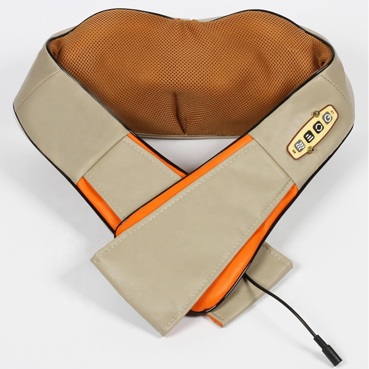 Wholesale Hot Sale Cheap Electric Shoulder and Neck Massager Belt