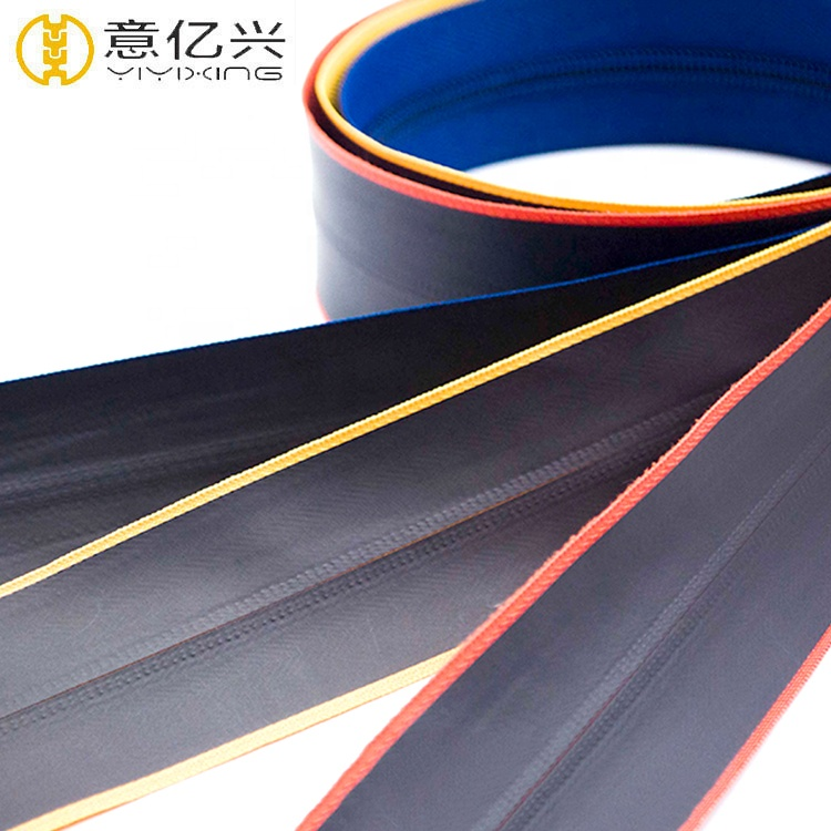 Wholesale Custom #<strong>3</strong> #5 #8 100% Tpu Coated Nylon Waterproof Zipper Tape